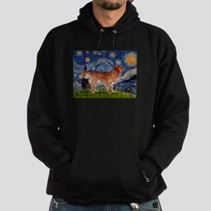 Starry Night Nova Scotia Hoodie (dark)