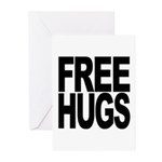 Free Hugs Greeting Cards (Pk of 20)