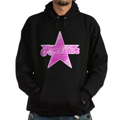 Super Distressed Rockstar Hoodie (dark)