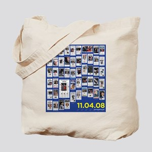 Obama Victory Newspapers Tote Bag