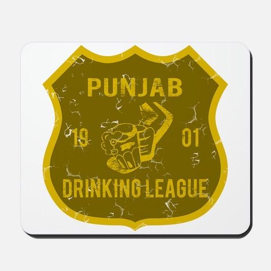 Punjab Drinking League Mousepad