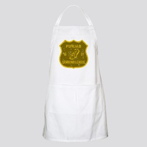 Punjab Drinking League BBQ Apron
