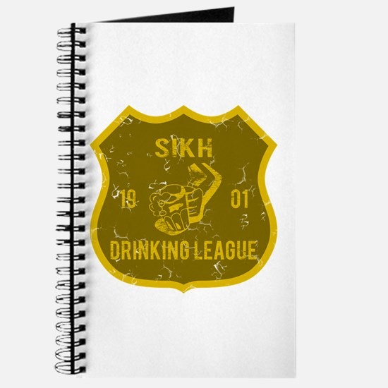 Sikh Drinking League Journal