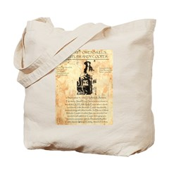 Andy Cooper Tote Bag