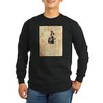Andy Cooper Long Sleeve Dark T-Shirt