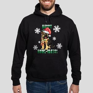Holiday GSD Hoodie (dark)