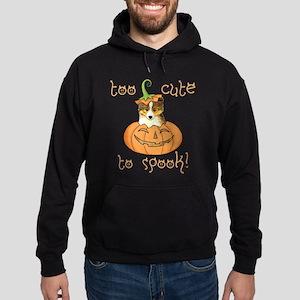 Halloween Sheltie Hoodie (dark)
