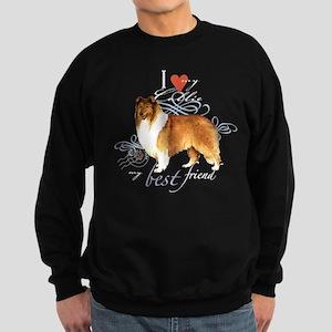 Collie Sweatshirt (dark)