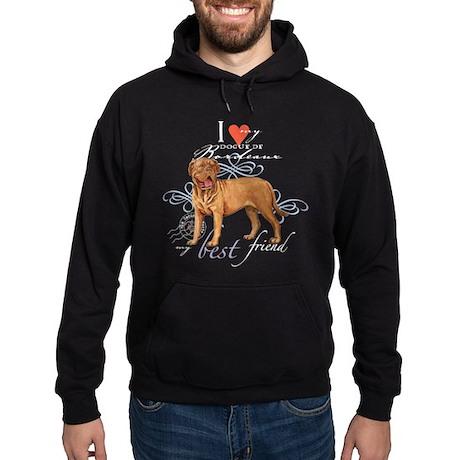 Dogue de Bordeaux Hoodie (dark)