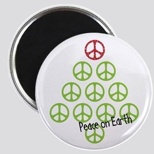 PeaceOnEarth Magnets