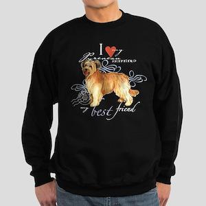 Pyrenean Shepherd Sweatshirt (dark)