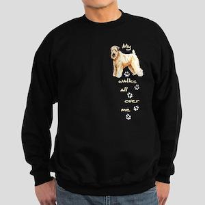 Wheaten Walks Sweatshirt (dark)