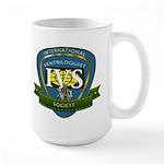 IVS Badge Logo Mugs
