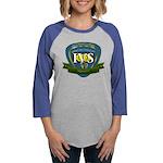 IVS Badge Logo Long Sleeve T-Shirt