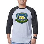 IVS Badge Logo Mens Baseball Tee