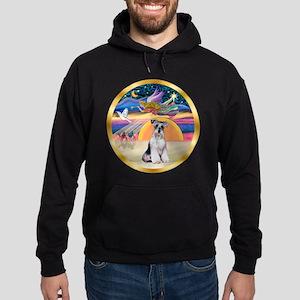 XmasStar/Schnauzer # 2 Hoodie (dark)