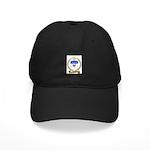 PRIEUR Family Crest Black Cap