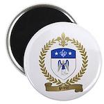 PRIEUR Family Crest Magnet