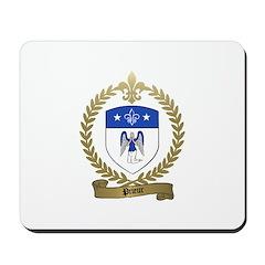 PRIEUR Family Crest Mousepad