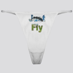 Just Fly Powered Paragliding Classic Thong