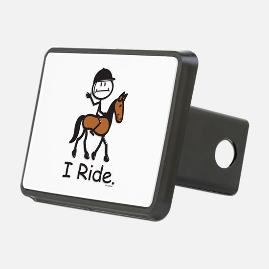 English Horse Riding Stick Hitch Cover