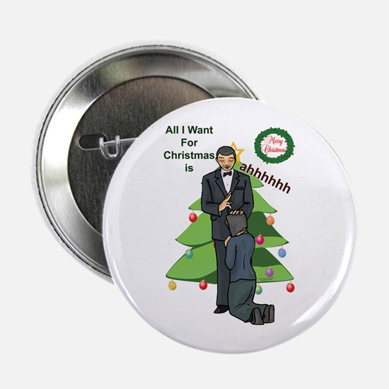 "Xmas Wishes 2.25"" Button"