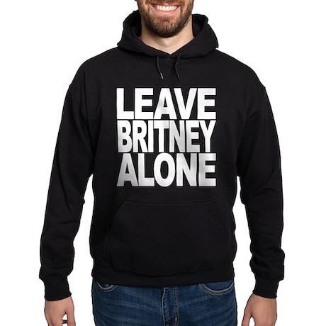 Leave Britney Alone Hoodie (dark)