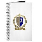POTHIER Family Crest Journal