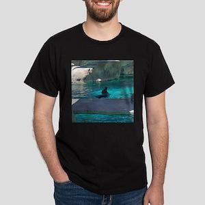 sea lion 4 Dark T-Shirt