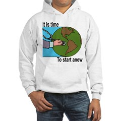 As the world Rots Hoodie