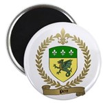 PITRE Family Crest Magnet