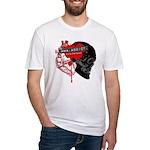 MMA Addict teeshirt - it's in the blood