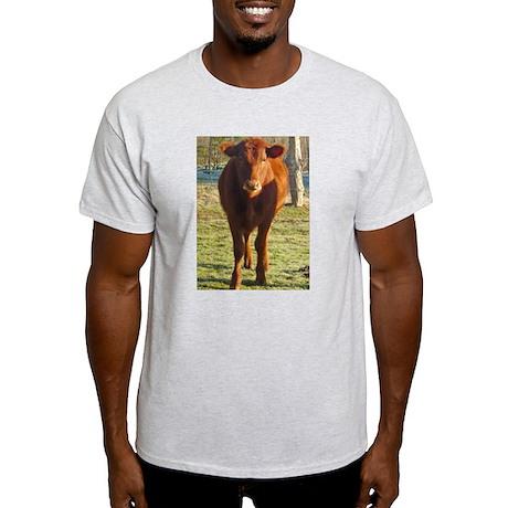 red angus 2 Light T-Shirt
