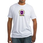 PINETTE Family Crest Fitted T-Shirt