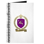 PINETTE Family Crest Journal