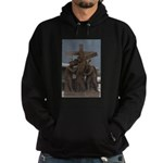 Carrying cross Hoodie (dark)