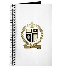 PILOTTE Family Crest Journal