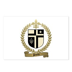 PILOTTE Family Crest Postcards (Package of 8)