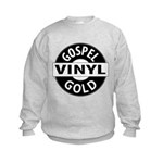 Gospel Vinyl Gold Sweatshirt