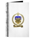 PICHOT Family Crest Journal