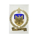PICHOT Family Crest Rectangle Magnet (100 pack)