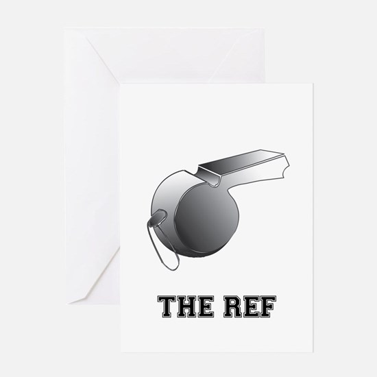 The Ref Gift Greeting Card