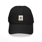 PICHAUD Family Crest Black Cap