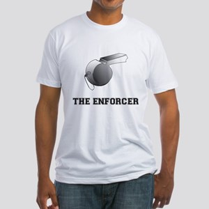 The Enforcer Ref Fitted T-Shirt