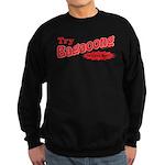 Try Bagaoong Sweatshirt (dark)