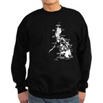 Philippines Rough Map Sweatshirt (dark)