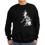 Philippines Rough Map Sweatshirt (dark)