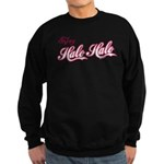 Enjoy Halo Halo Sweatshirt (dark)