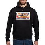FlipsideTshirts Hoodie (dark)