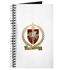PETIT Family Crest Journal